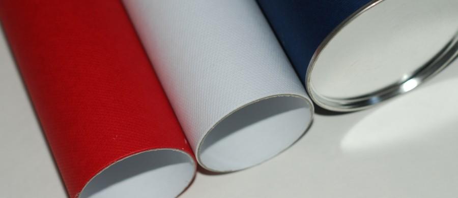 Papier ozdobny do tub mailingowych